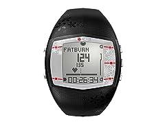 FT40 Women's Black Basic Exercise Watch