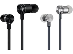 Master & Dynamic ME01 Earphones - Black or Gunmetal