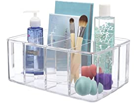 STORi Plastic 5 Compartment Organizer
