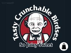 Tasty Crunchable Birdses Tote