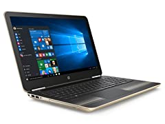 "HP 15.6"" Full-HD AMD A12 256G M.2 SSD Laptop"