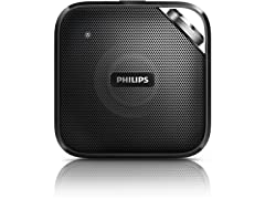 Philips BT2500B/37 Compact Bluetooth Speaker