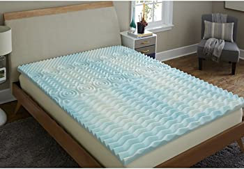 Slumber Performance Gel Textured Memory Foam Topper
