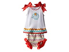 Big Top Baby Trunk Show Tunic Set