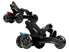 Cardiff S-Series 3-Wheel Skates