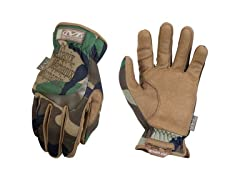 Mechanix Wear Tactical Gloves Camo, SM