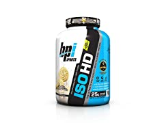 BPI ISO HD Whey Protein Isolate