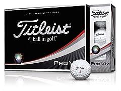 Titleist Pro V1x Golf Balls 1-Dozen