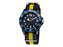August Steiner AS8061BU Men's Sports Watch - Blue