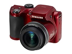 Samsung 20.2MP Digital Camera with 26x Optical Zoom