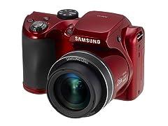 Samsung 20.2MP Digital Camera with 26x Optical Zoom