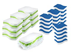 10 or 20 Pack Cleaning Sponges