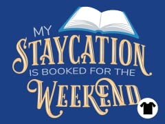 Staycation is Booked