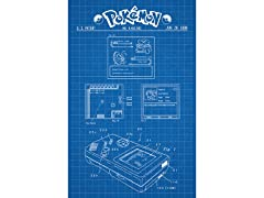 Pokemon - Patent Print - Screen Print