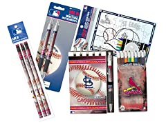 St. Louis Cardinals MLB Team Notepad Set