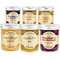 6 Pack Potlicker Kitchen Jam & Jelly Sampler