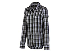 Shralp Long Sleeve Woven Shirt (XS)