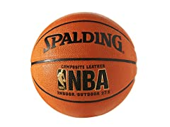 Spalding NBA Composite I/O Ball (Size 5)