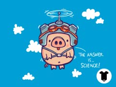 The Answer is Science Infant One-Piece