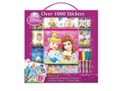 Disney Princess Sticker Box