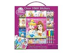 Disney Princess Sticker Box
