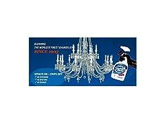 Sparkle Chandelier Crystal Cleaner