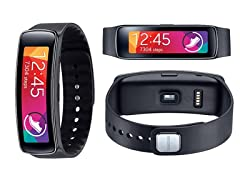 Gear Fit w/ Heart Rate Monitor