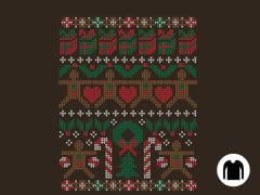 Ugly Holiday Sweater 2011 LS Tee