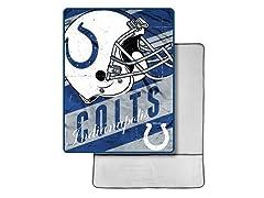 Indianapolis Colts Foot Pocket Throw