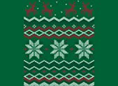 Ugly Holiday Sweater: 2007