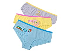 My Little Pony Hipster Panty 3-Pack
