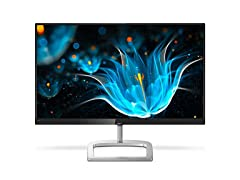 "Philips 23.8"" LCD Ultra Wide Color Monitor"