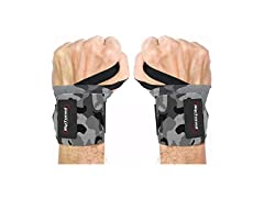 Professional Rip Toned Wrist Wraps 18 in