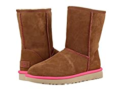 UGG Women's Classic Short II Neon Winter Boot