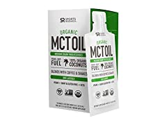 Organic MCT Oil Travel Packets