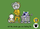 Not The Droids In Disguise
