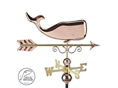 Pure Copper Weathervane, Your Choice