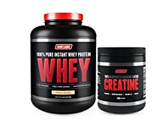 NAR Labs Whey Protein and Creatine