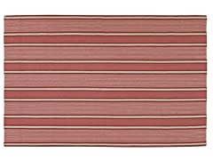 Farmhouse Stripes - Coral - 2 Sizes