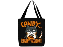 """Moar Candy"" Trick or Treat Bag"