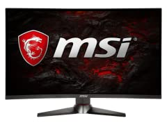 "MSI MAG270VC 27"" 144Hz FHD Curved Monitor"