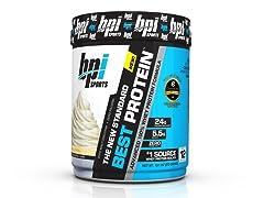 BPI Best Protein Whey Formula (1 Pound)