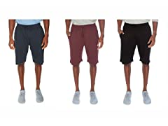 Unsimply Stitched Lightwht Short 3-Pack