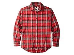 Mountain Khakis Men's Peaks Flannel