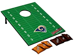 St. Louis Rams Tailgate Toss Game