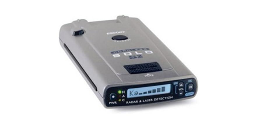 Amazoncom: solo s2 radar detector