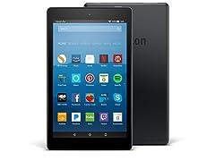"Amazon Fire HD 8"" (2017) 16GB Tablet"