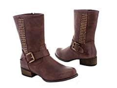 Lady Godiva Women's Fashion Boots