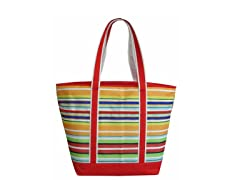 Large Tote-Red