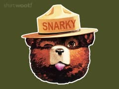 Snarky the Bear